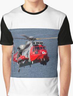 771 Squadron NAS Sea King Graphic T-Shirt