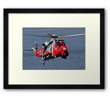 771 Squadron NAS Sea King Framed Print