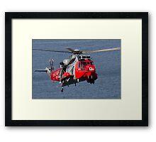 771 Squadron NAS Sea King Framed Print