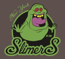 New York Slimers v2 by kingUgo
