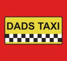 Dads Taxi by GregWR