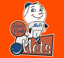 Mr. Met by Mookiechan