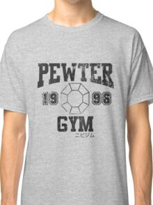 Pewter Gym Shirt Classic T-Shirt