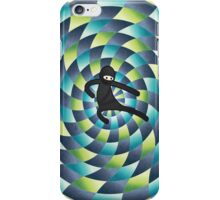 Psychedelic Ninja iPhone Case/Skin