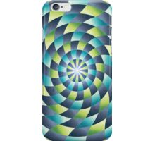 Psychedelic Spirals iPhone Case/Skin