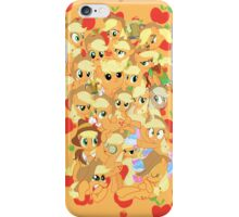 Applejack's Apple case iPhone Case/Skin