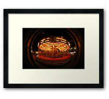 Fun at the Fair Framed Print