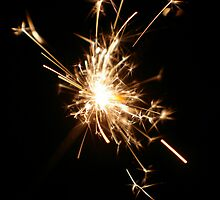 Sparkler by tashasphotos