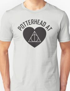 HARRY POTTER - POTTERHEAD AT HEART V.2 T-Shirt