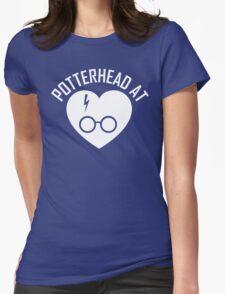 HARRY POTTER - POTTERHEAD AT HEART WHITE T-Shirt