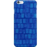Blue Brick Case iPhone Case/Skin