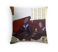 The One in Ten Throw Pillow