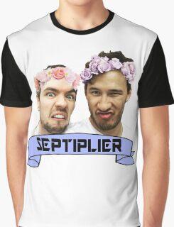 Septiplier Woah Graphic T-Shirt