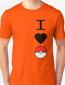 I Heart Pokemon T-Shirt