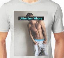 Rusko Star Attention Whore Unisex T-Shirt