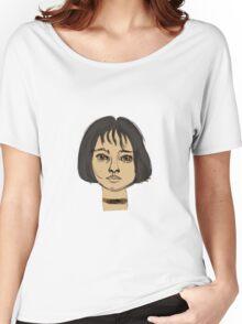 Mathilda Leon Women's Relaxed Fit T-Shirt