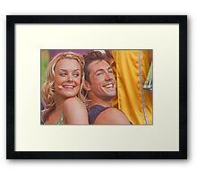 Mamma Mia live on stage at West End Live Framed Print