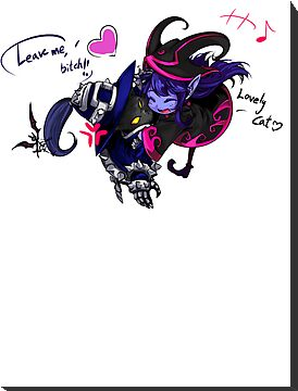 League of Legends - Lulu and Veigar (No Logo) by falcon333