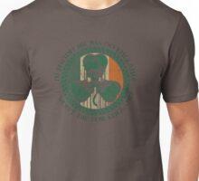 I Won't Die For England! - Irish Flag Unisex T-Shirt