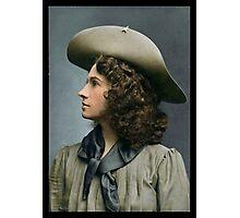 Annie Oakley, ca. 1900 Photographic Print