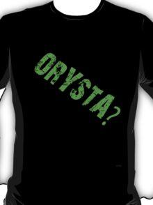 Tuam Slang T-shirts (orysta) T-Shirt