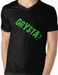 Tuam Slang T-shirts (orysta) Mens V-Neck T-Shirt