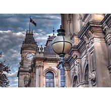 Law Courts and Old Post Office, Bendigo Photographic Print