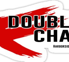 Double X Charter  Sticker