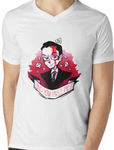 James Moriarty - Miss me? Mens V-Neck T-Shirt