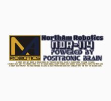 NORTHAM ROBOTICS NDR-114 POSITRONIC BRAIN by Bast-n-Curious