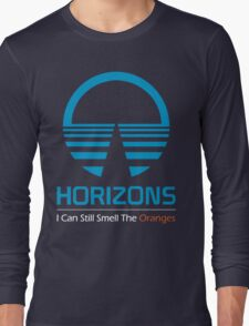 Horizons - I Can Still Smell The Oranges (Dark Colors) Long Sleeve T-Shirt