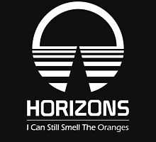 Horizons - I Can Still Smell The Oranges (All White Design) Unisex T-Shirt