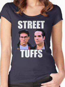 Street Tuffs Women's Fitted Scoop T-Shirt