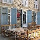 Courtyard Dining at Komil's by M-EK
