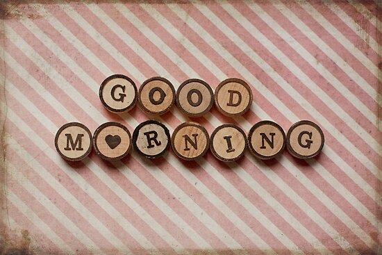 Good Morning by Hege Nolan