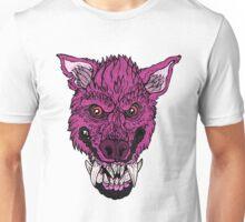 Werewolf- Pink Unisex T-Shirt