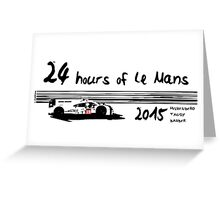 919 Victory -2 Greeting Card