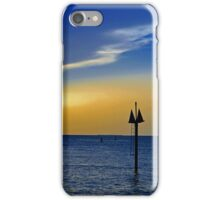 Channel Marker iPhone Case/Skin