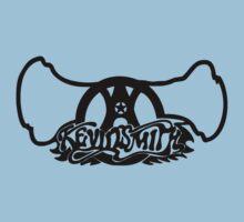 Kevin Smith Black Logo Kids Clothes