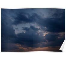 Kincardine Sunset 1  Poster