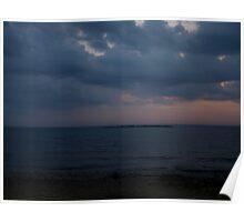 Kincardine Sunset 2  Poster