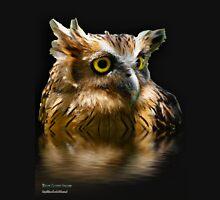 The Buffy Fish Owl (Bubo ketupu) TShirt Hoodie