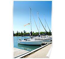 Set Sail Poster
