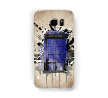 Time and Space Samsung Galaxy Case/Skin