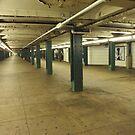 West 4th Street Subway Station, New York City, NY by AJ Belongia