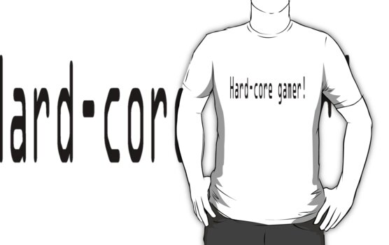 Hard-core GAMER!! by KitKat Lambert