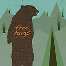 All I Want Is A Bear Hug by modernistdesign