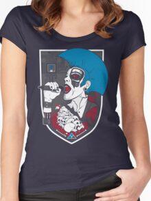 Cyberpunk Women's Fitted Scoop T-Shirt