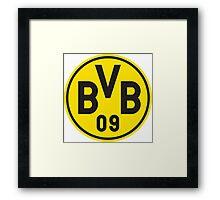 Borussia Dortmund Logo Framed Print