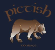 Pictish courage by lowcr